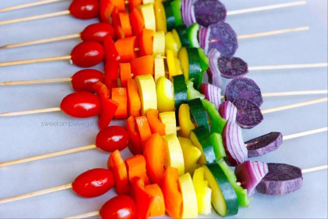 The Rainbow Challenge