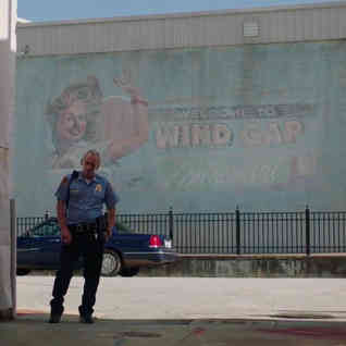 "My mural in HBO's, ""Sharp Objects"" in Barnesville, GA"