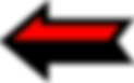 Black and Red Left Arrow