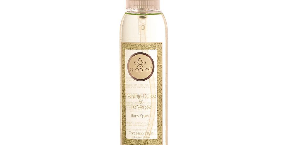 Body Splash Naranja Dulce & Té Verde