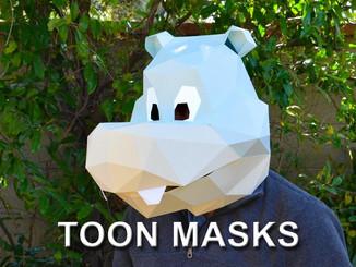 Toon Masks