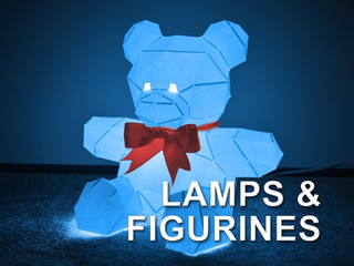 Lamps & Figurines
