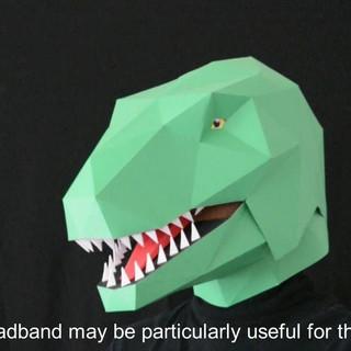 Fitting the Talking T-Rex