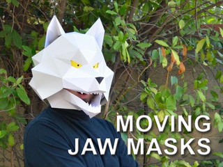 Moving Jaw Masks