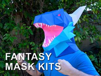 Fantasy Masks