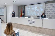 EL MINISTRO DE JUSTICIA INAUGURA LAS JORNADAS SOBRE EL FUTURO DE LA PROFESIÓN DE PROCURADOR