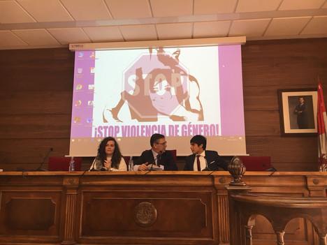Intervención del Sr. Decano en el XIV Congreso Nacional de Estudiantes de Derecho en Salamanca.