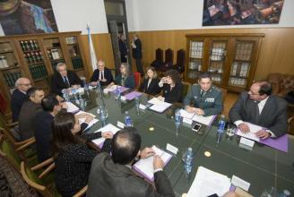 El Decano Del Ilustre Colegio De Procuradores De A Coruña Integra La Comisión Provincial De Violenci