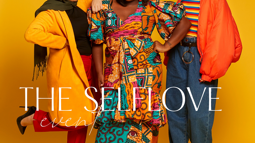 THE SELFLOVE EVENT