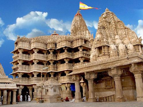 Chennai – Kancheepuram – Dwaraka-Ujjain-Omkareshwar – Delhi – Mathura – Haridwar