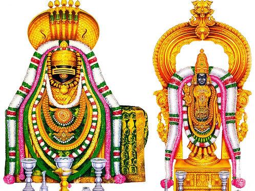 Pancha Bootha Sthala Yatra