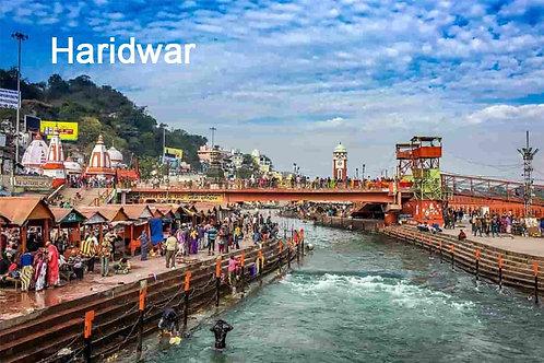 Kumbha Mela Spl-Haridwar –Rishikesh - Varanasi  Gaya – Allahabad