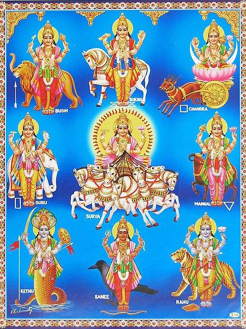 Navagraha Temple Sarva Dosha Nivarana Yathra