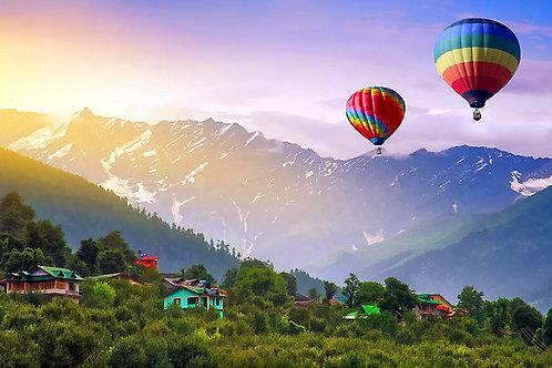 Summer Special(Shimla-Kulu-Manali)