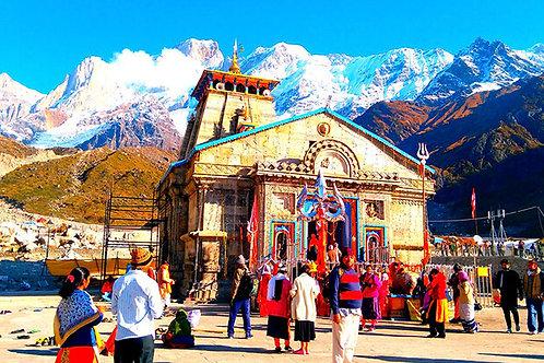 Kedarnath – Badrinath Yathra
