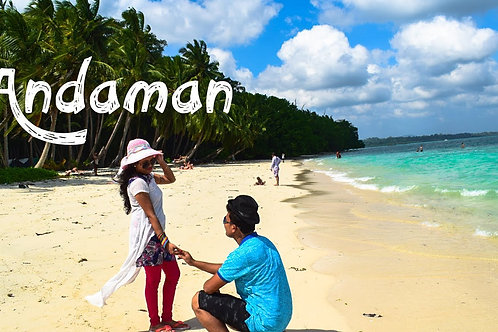Valentines Days Special-Andaman