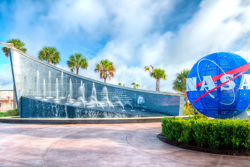 Kennedy Space Centre with Disney World and New York