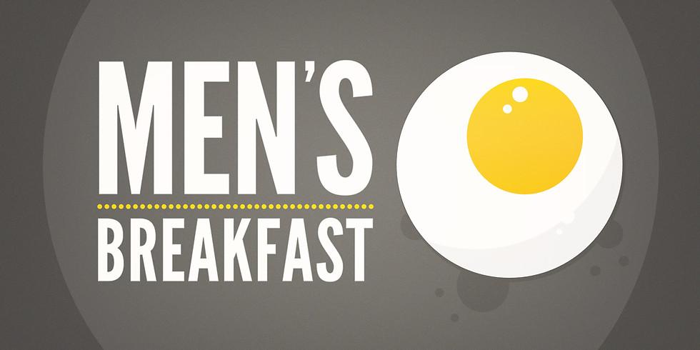 Mens Breakfast & Work Day