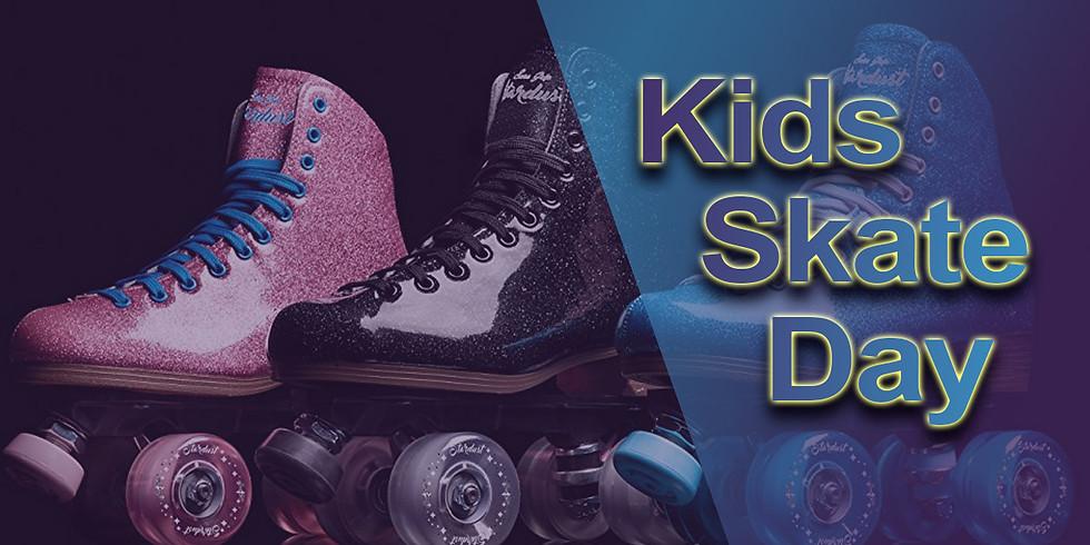 Harbor Kids Skate Day