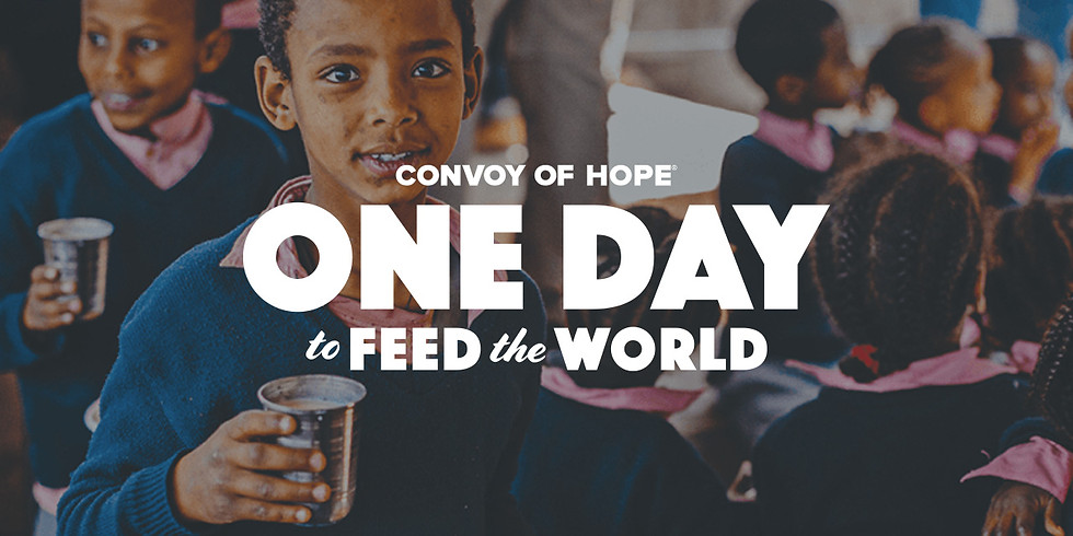 One Day to Feed the World
