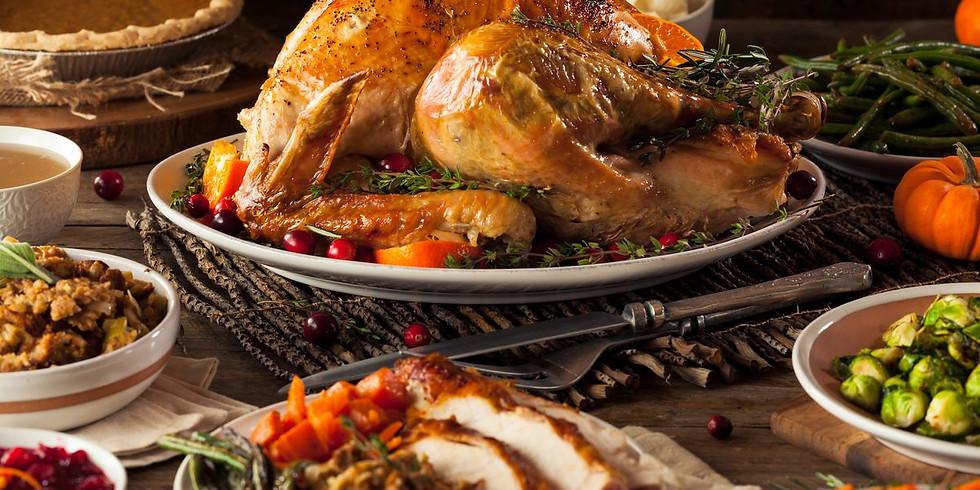PrimeTimers Thanksgiving Dinner