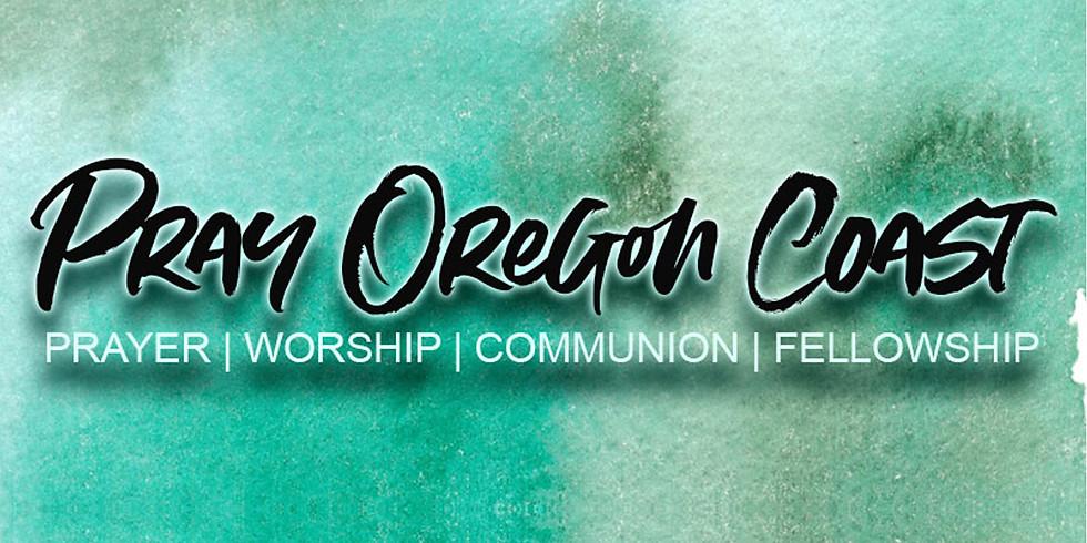Pray Oregon Coast