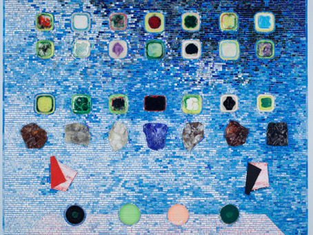 A Jack of all Trades – Jack's Jacks by Jack Whitten at Hamburger Bahnhof Museum