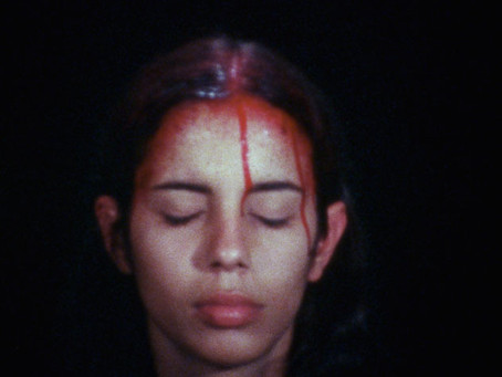 Ana Playing With Fire, and Mud: The Videos of Ana Mendieta at Martin Gropius Bau