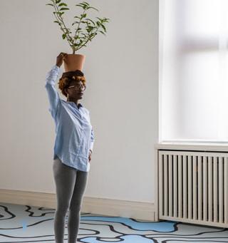 Nigeria to Berlin: With Otobong Nkanga at Martin Gropius Bau