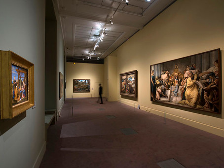 Young Old Master Class: Tintoretto's Beginnings at Musée du Luxembourg