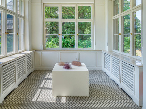 Back to the Woods: Christiane Löhr at Haus am Waldsee