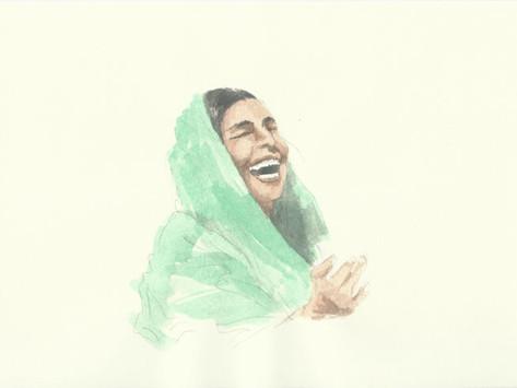 Einmal Karatschi und zurück: Bani Abidi, They Died Laughing am Martin Gropius Bau