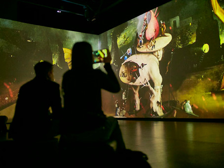 Showtime with Bosch, or Art for Dummies at Alte Münze Berlin