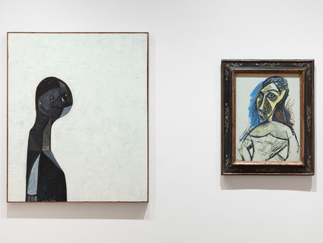 Picasso, Klee, Matisse, and Introducing George Condo at Berggruen Museum