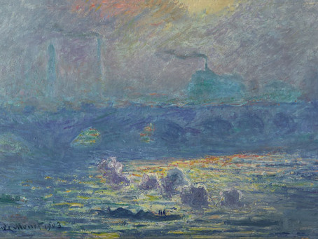 """Monet, Monet, Monet, must be funny..."" Places At Barberini Museum, Potsdam"