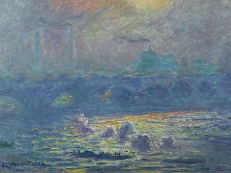 """Monet, Monet, Monet, must be funny..."" Places At Barberini Museum, Potsdam"