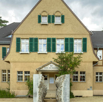 Building Bridges, Among Other Things: Art and Architecture at Haus am Waldsee