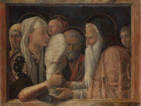 Zwei Große Italiener... Mantegna und Bellini an der Gemäldegalerie