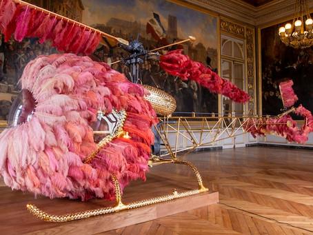Portuguese Artist Joana Vasconcelos Makes Versailles her Playground