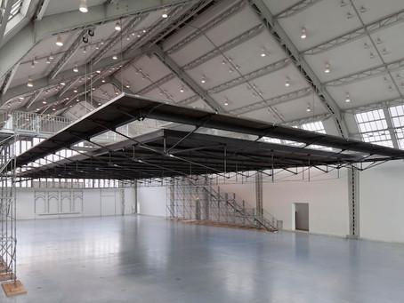 A Visit to Hamburg: Antony Gormley's Horizon Field Installation