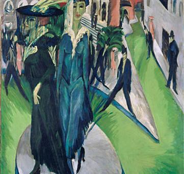 ELK's Bathing and More - Ernst Ludwig Kirchner at Hamburger Bahnhof Museum