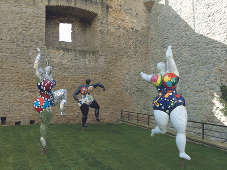 Big Girls: Niki de Saint Phalle at Grand Palais