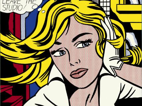 From Lichtenstein to Paris, at Centre Pompidou
