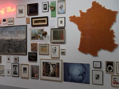 Put Them Up Against the Wall: Le Mur at La Maison Rouge