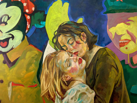 Roses, Couples, and Great Art: Two Exhibitions at Palais Populaire, and Next Door