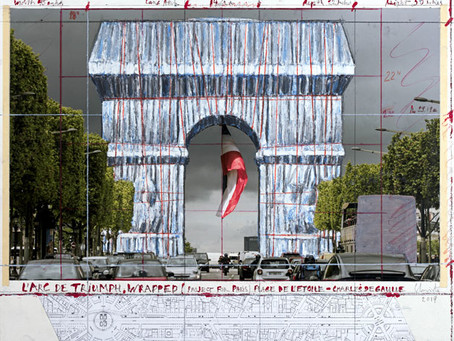 Un-/Veiled: Art In the Time of Corona. A Christo & Jeanne-Claude Retrospective at Palais Populaire