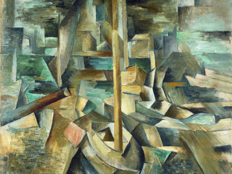 The Other One: Georges Braque, Grand Palais Paris