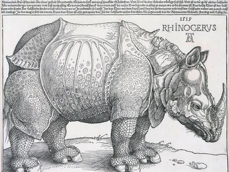 Visions, woodcuts and a Rhino: Albrecht Dürer and William Kentridge at Kulturforum