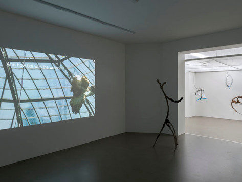 Not BGW, But Just Another Gallery Weekend in Berlin