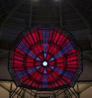 "White Space, No Cubes: Ilya and Emilia Kabakov's ""Strange City"" at Monumenta Grand Palais"